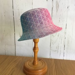 Baby Bucket Hat - Tangent Technicolour - 6-12 months A