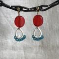 Vintage Beads Stud