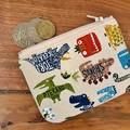 Coin purse - Dinosaurs