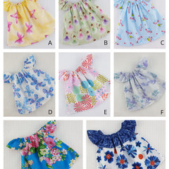 Seaside Dolls Dresses