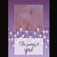 Journey of You -Pregnancy Journal - made to order!