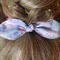 """Ballet Shoes"" Girls Hair Bow Elastic"