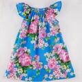 Bright Roses Seaside Dress