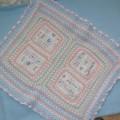 Baby Blanket/Wrap/Bunny Rug