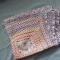 Baby Blanket/Wrap/Bunny Rug  + Baby Ball