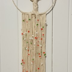 "Macrame ""TREE OF LIFE"" Wall Hanging"