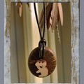 KOALA HANDMADE WOODEN NECKLACE