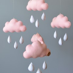 Cloud mobile (milk)
