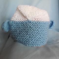 Baby Beanie Smurf Inspired