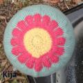 Woollen knit hat