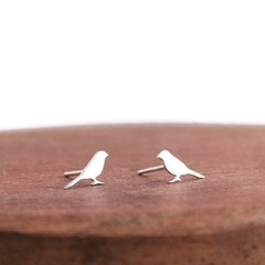 Sparrow Stud Earrings