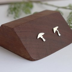 Woodland Mushroom Earrings