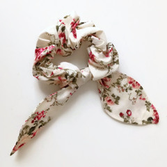Hair scrunchie- Floral print