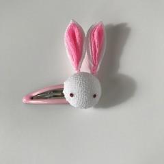 TSUMAMI ZAIKU Bunny Hair Clip (Pink)