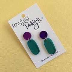 Bright Fun Earrings