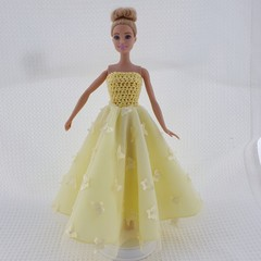 Barbie Ballgown, Dress, Prom Dress