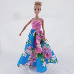 Barbie Ballgown, Dress, Prom Dress