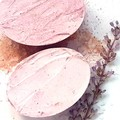 Pink Sea salt Soap Bar