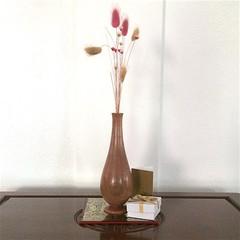 Plain Paperbark Vase Style Weed Pot (item Pb 028)