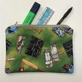 All about cricket pencil case