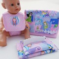 Dolls Nappy Bag