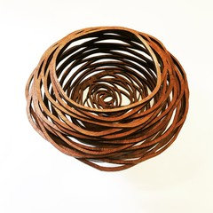 Jarrah Bird's Nest Vessel