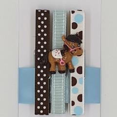 Horse peg magnet