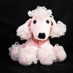 Softie Poodle Puppy Dog