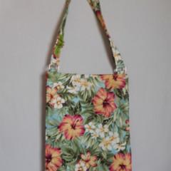 Cross Body Sling Bag Tropical