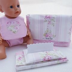 Dolls Nappy Bag
