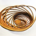 Riverstones #3 jarrah bowl