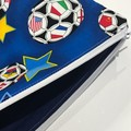 Soccer around the world pencil case