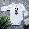 Personalised First Easter Baby Bodysuit Kids T-Shirt 1st Easter Tee 4 Designs