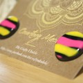 Licorice Allsorts - Polymer Clay Earrings