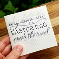 Easter Joke Card Small