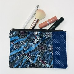 Indigenous inspired purse