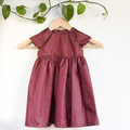 Eco Taffeta Toddler Dress Size 2