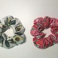 Set of 3 scrunchies (favourites)