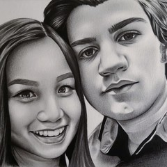 Portrait Painting and Drawing Commission
