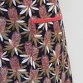Banksia Beauty ladies cotton one piece apron in botanical design