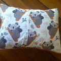 Decorative nursery cushion cover, koala, australiana gift, baby shower gift