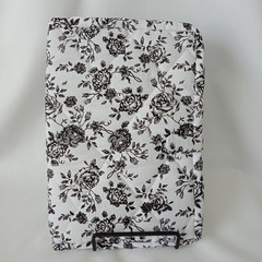 Quilted Fabric Notebook Cover