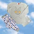 Bunny PJ set sizes 1 - 16