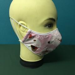 Fashion Cupcake Mask