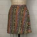 Ladies Mini Wrap Skirt