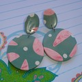 Fat Cat Originals Statement Earrings
