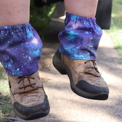Galaxy Adult Sock Protectors