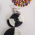 Statement Earrings|Earrings  for Women |Eunique Gift For Her |Beaded Earrings
