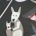 Medium Beeswax Wrap - Kangaroo
