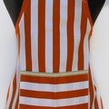 Childrens Aprons two stripes - end of line